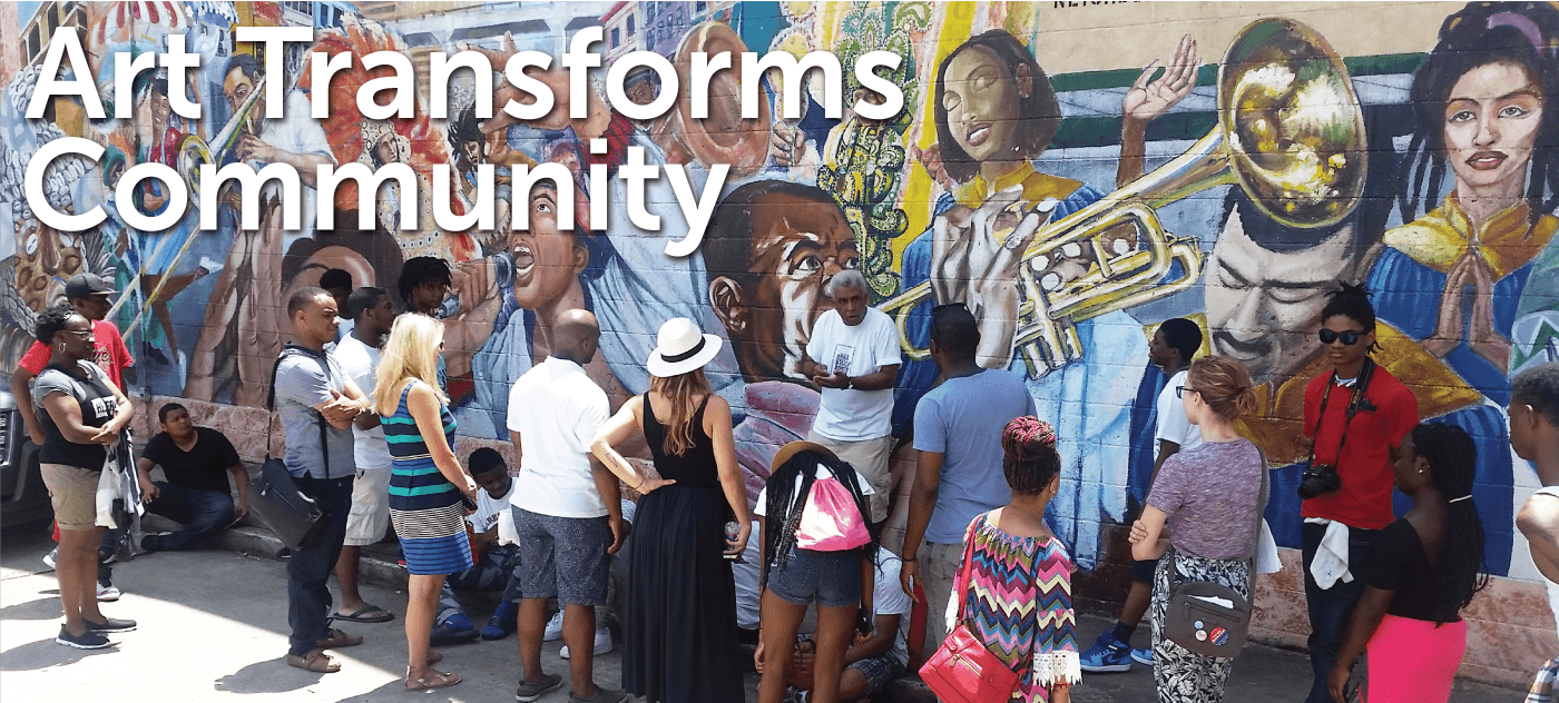 Arts Council New Orleans Seeks to Transform Community Through the Arts