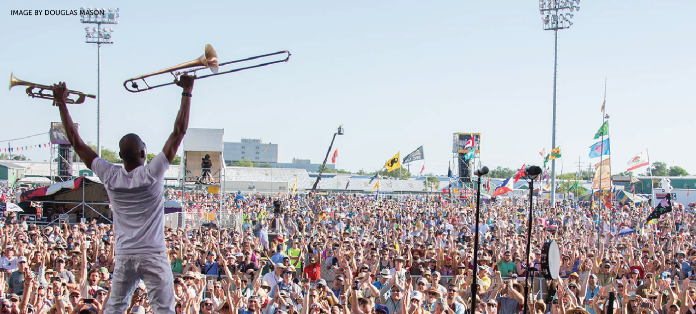 New Orleans Jazz & Heritage Festival Application Webinar
